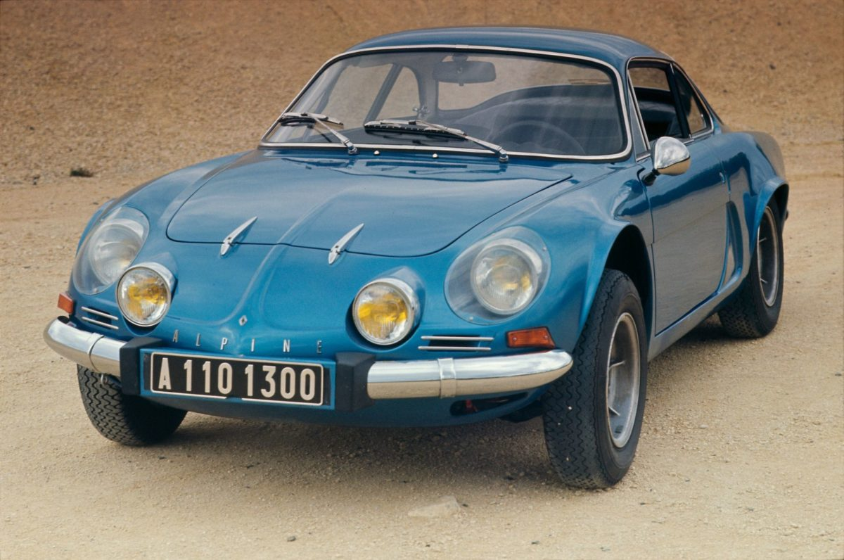 Alpine A 110 (1962–1977).