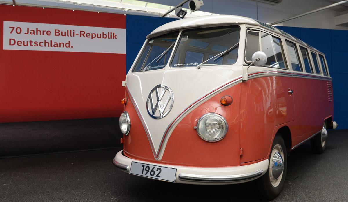 70 Jahre Bulli-Republik: