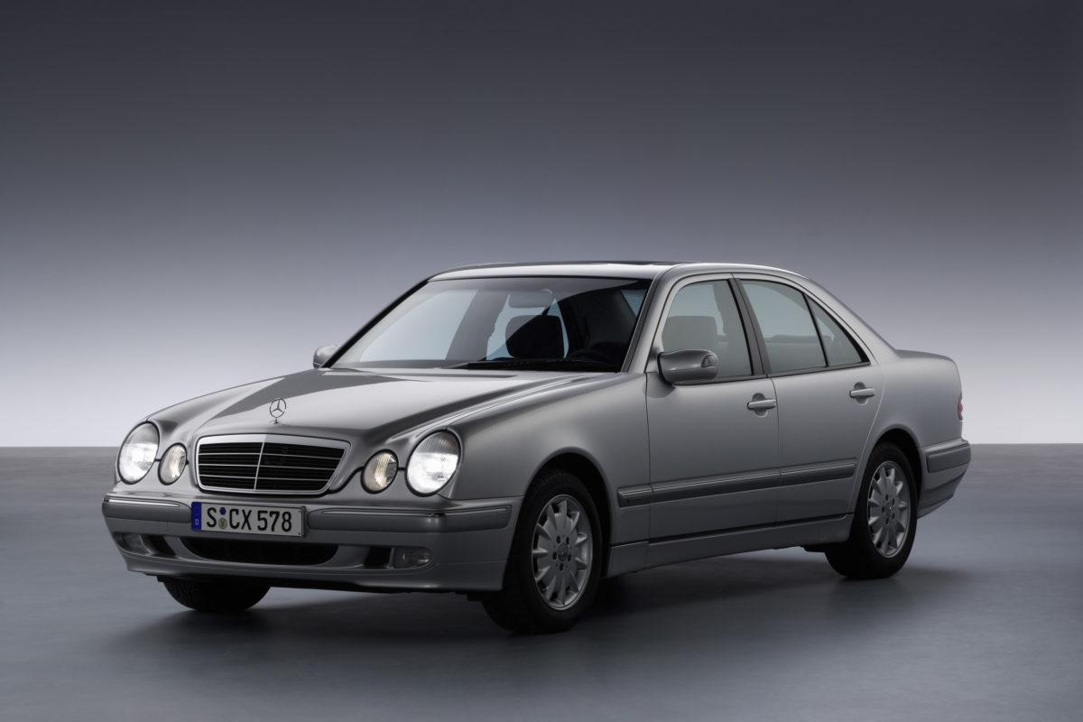 Mercedes-Benz E-Klasse Baureihe 210 (1995-2003).