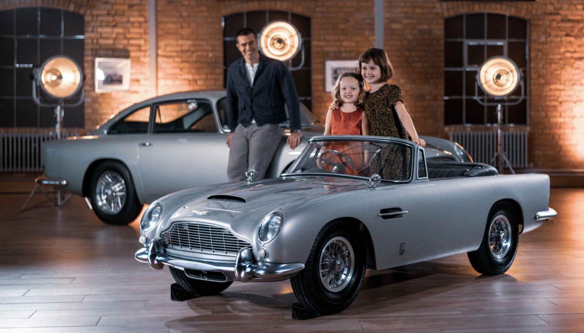 Aston Martin DB5 Junior.