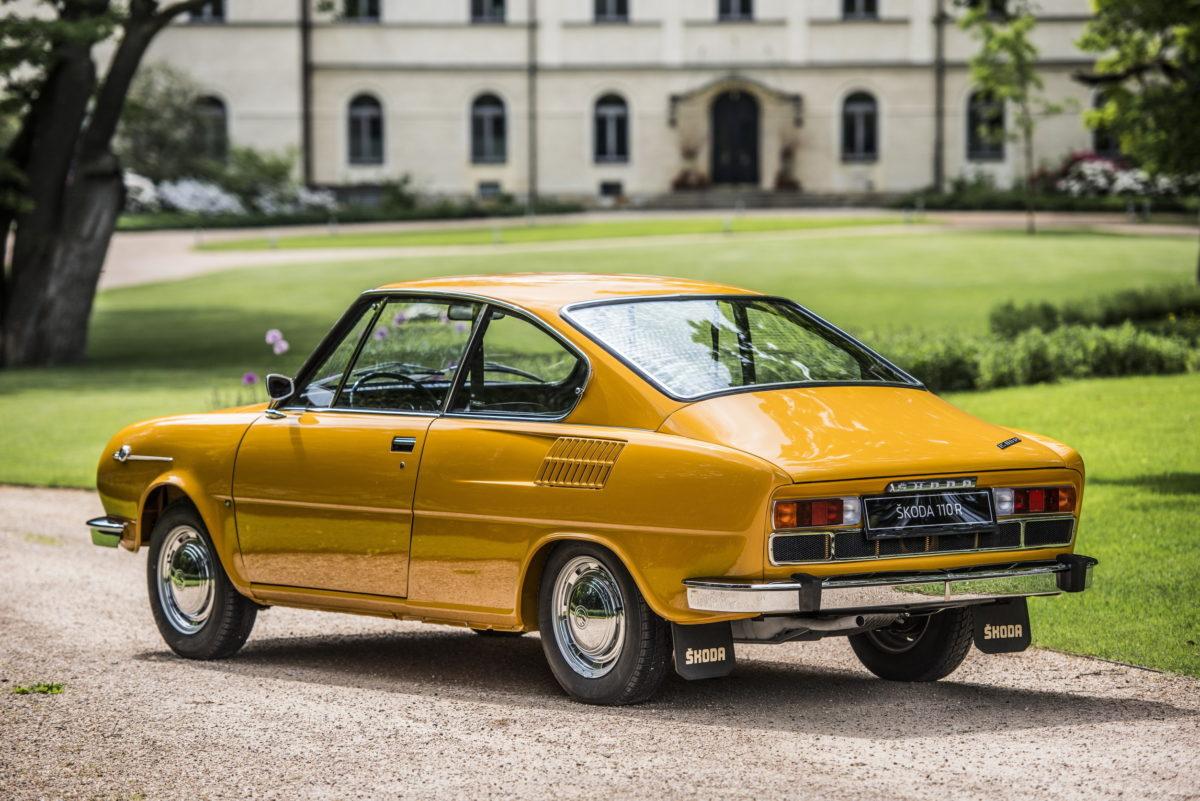 Skoda 110 R (1970–1980).