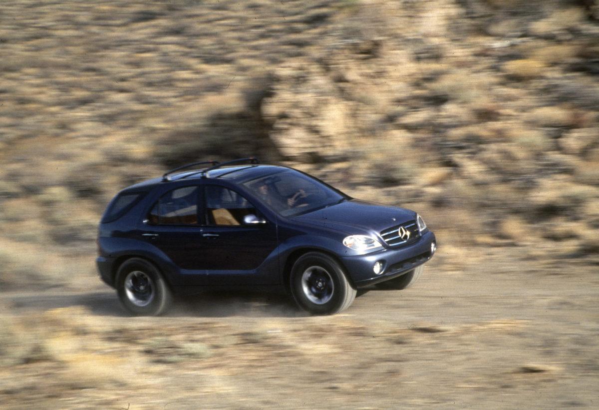 Mercedes-Benz AA Vision (1996).