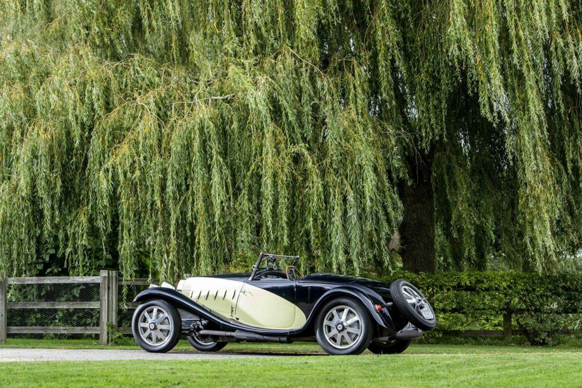 Dieser Bugatti Type 55 Super Sport wurde 2020 für 5,07 Millionen US-Dollar versteigert.