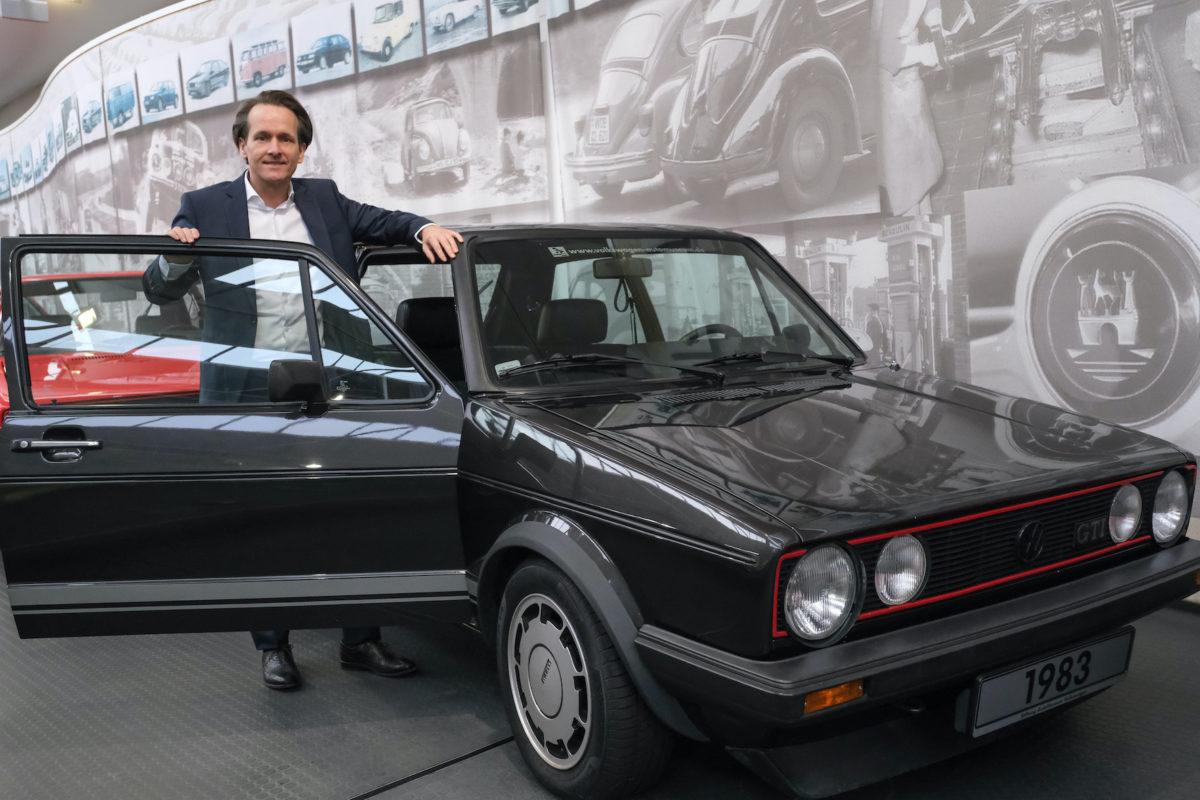 Neuer Leiter des VW Automuseums Wolfsburg: Hilmar Schimenas.