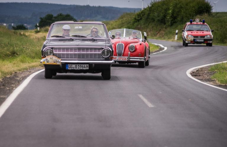 ADAC Oldtimerfahrt Hessen-Thüringen 2017 | Opel Classic | 16.06.2017
