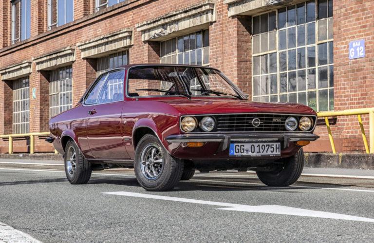1975 Opel Manta A