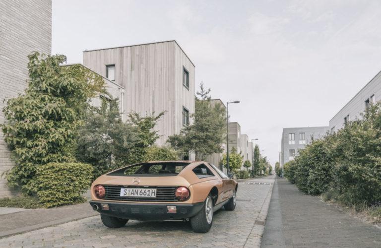 Mercedes-Benz C 111-II (1970).