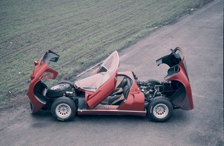 Alfa Romeo Tipo 33 Stradale.