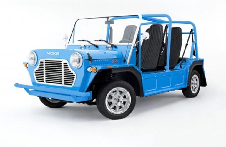 Mini Moke (2020).