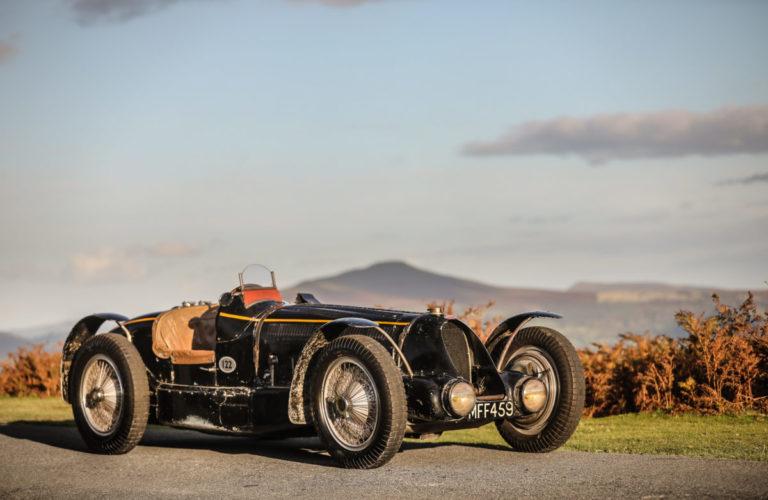 Dieser Bugatti Type 59 Sports von 1934 wurde 2020 für 12,68 Millionen US-Dollar versteigert.