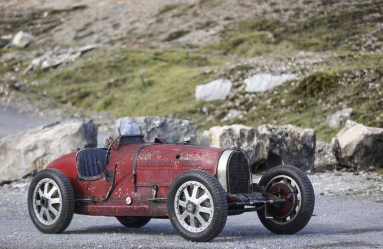 Dieser Bugatti Type 35 C Grand Prix von 1928 wurde 2020 für 5,23 Millionen US-Dollar versteigert.