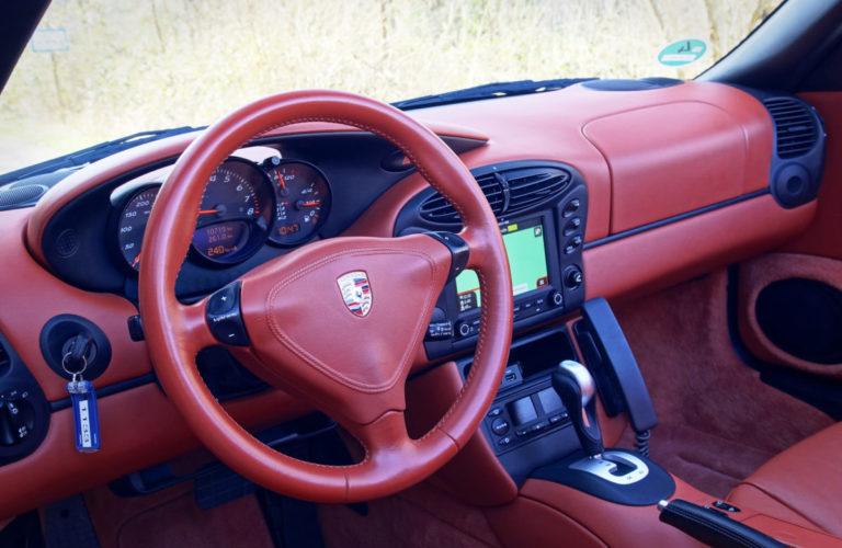 Porsche Boxster (986).