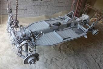 CLASSIC PORTAL | Fa. Schöngrundner - Oldtimer Sandstrahlen